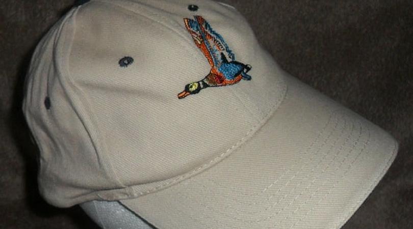 photo casquette canard broderie personnalisée la passion du fil (59, 62)