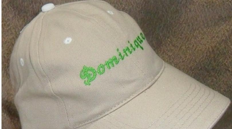 photo casquette prénom broderie personnalisée la passion du fil (59, 62)